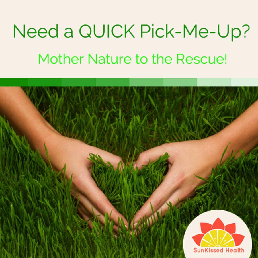 Quick Pick Me Ups | SunKissed Health