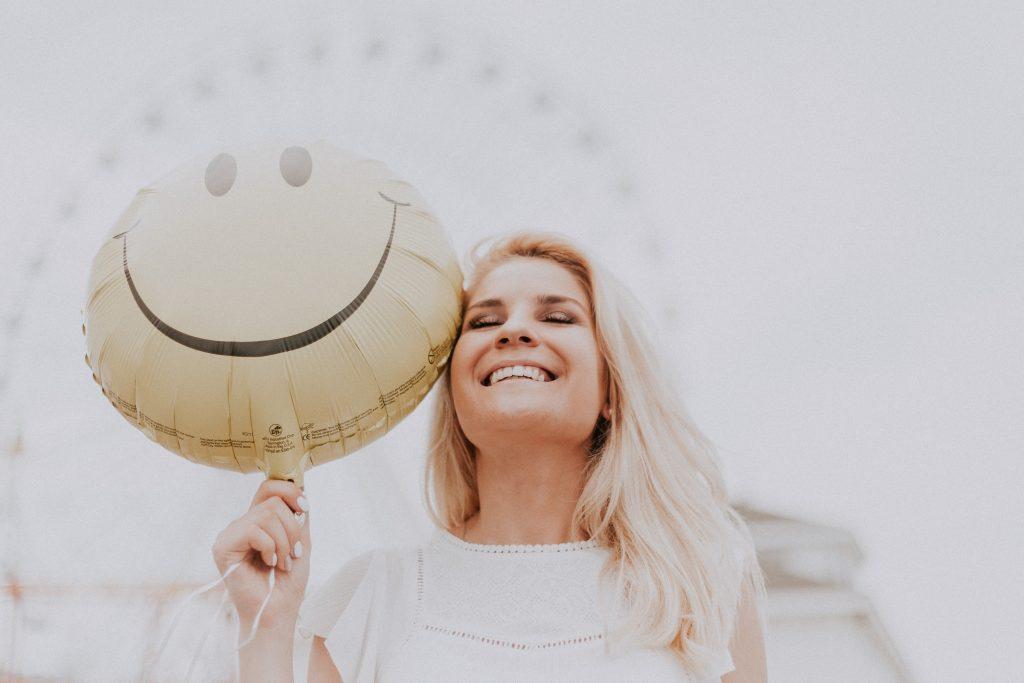 happy smiling modern mystic